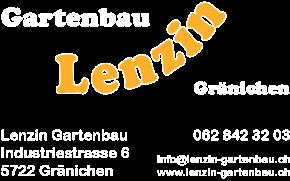 Lenzin Gartenbau Muster Responsive 2018